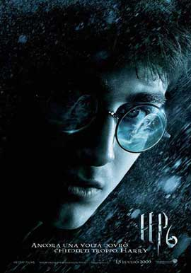 Harry Potter and the Half-Blood Prince - 11 x 17 Movie Poster - Italian Style A
