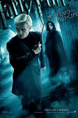 Harry Potter and the Half-Blood Prince - 11 x 17 Movie Poster - Spanish Style I