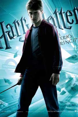 Harry Potter and the Half-Blood Prince - 11 x 17 Movie Poster - Spanish Style K