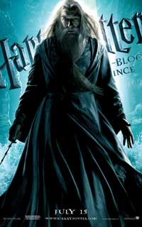 Harry Potter and the Half-Blood Prince - 43 x 62 Movie Poster - Bus Shelter Style C