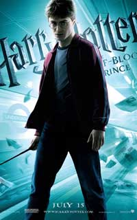 Harry Potter and the Half-Blood Prince - 43 x 62 Movie Poster - Bus Shelter Style E