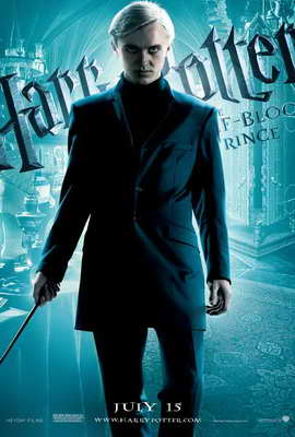 Harry Potter and the Half-Blood Prince - 27 x 40 Movie Poster - Style L