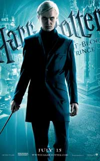 Harry Potter and the Half-Blood Prince - 43 x 62 Movie Poster - Bus Shelter Style F