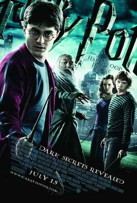 Harry Potter and the Half-Blood Prince - 27 x 40 Movie Poster - Style H