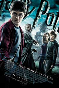 Harry Potter and the Half-Blood Prince - 43 x 62 Movie Poster - Bus Shelter Style G