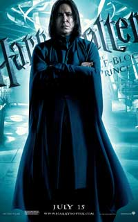 Harry Potter and the Half-Blood Prince - 43 x 62 Movie Poster - Bus Shelter Style H