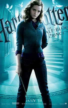 Harry Potter and the Half-Blood Prince - 27 x 40 Movie Poster - Style J