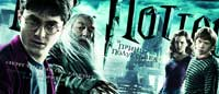 Harry Potter and the Half-Blood Prince - 20 x 50 Movie Poster - Russia Style A