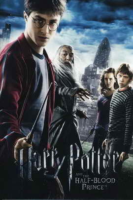 Harry Potter and the Half-Blood Prince - 11 x 17 Poster - Style AJ