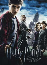 Harry Potter and the Half-Blood Prince - 43 x 62 Movie Poster - Bus Shelter Style J