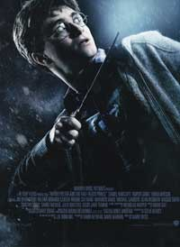 Harry Potter and the Half-Blood Prince - 43 x 62 Movie Poster - Bus Shelter Style K