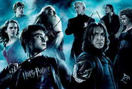 Harry Potter and the Half-Blood Prince - 11 x 17 Poster - Style AM