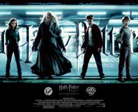 Harry Potter and the Half-Blood Prince - 30 x 40 Movie Poster UK - Style A