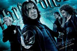 Harry Potter and the Half-Blood Prince - 11 x 17 TV Poster - Style AS