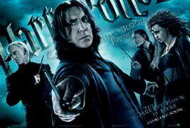 Harry Potter and the Half-Blood Prince - 27 x 40 Movie Poster - Style P