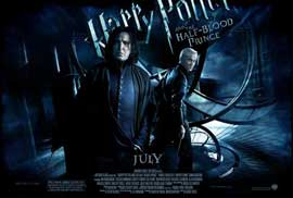 Harry Potter and the Half-Blood Prince - 11 x 17 Poster - Style AT