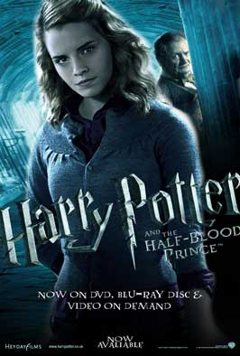 Harry Potter and the Half-Blood Prince - 11 x 17 Movie Poster - UK Style L