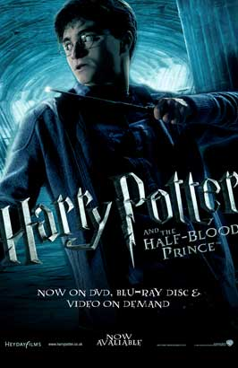 Harry Potter and the Half-Blood Prince - 11 x 17 Movie Poster - UK Style N