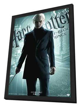 Harry Potter and the Half-Blood Prince - 11 x 17 Movie Poster - Style M - in Deluxe Wood Frame