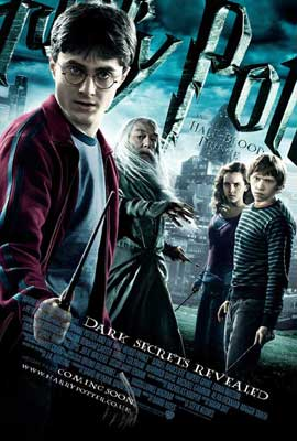 Harry Potter and the Half-Blood Prince - 11 x 17 Movie Poster - UK Style P
