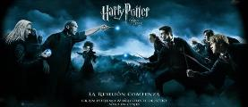 Harry Potter and the Order of the Phoenix - 14 x 36 Movie Poster - Spanish Style A