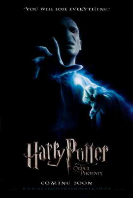 Harry Potter and the Order of the Phoenix - 11 x 17 Movie Poster - Style A