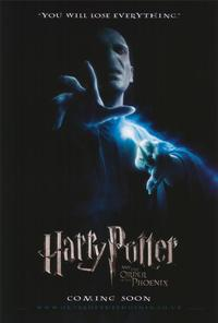 Harry Potter and the Order of the Phoenix - 43 x 62 Movie Poster - Bus Shelter Style A