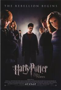 Harry Potter and the Order of the Phoenix - 43 x 62 Movie Poster - Bus Shelter Style B