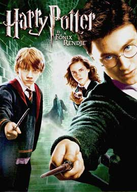 Harry Potter and the Order of the Phoenix - 11 x 17 Movie Poster - French Style C