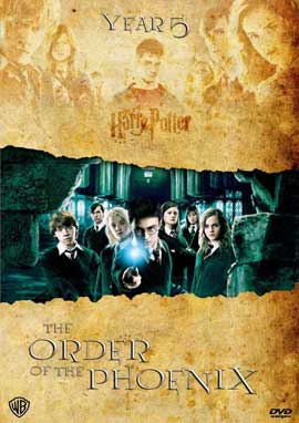 Harry Potter and the Order of the Phoenix - 11 x 17 Movie Poster - Style F