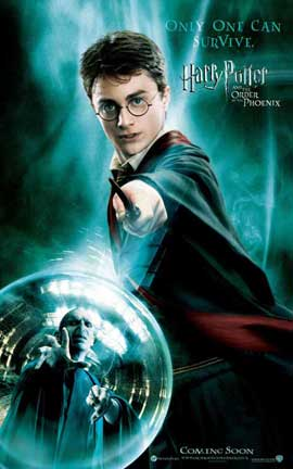 Harry Potter and the Order of the Phoenix - 11 x 17 Movie Poster - Style I