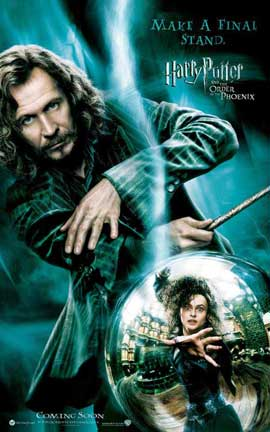 Harry Potter and the Order of the Phoenix - 11 x 17 Movie Poster - Style K
