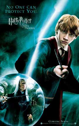Harry Potter and the Order of the Phoenix - 27 x 40 Movie Poster - Style L