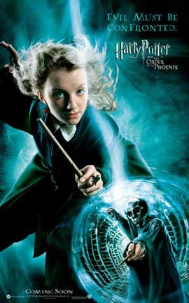 Harry Potter and the Order of the Phoenix - 11 x 17 Movie Poster - Style N