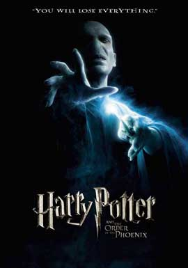 Harry Potter and the Order of the Phoenix - 11 x 17 Movie Poster - UK Style A