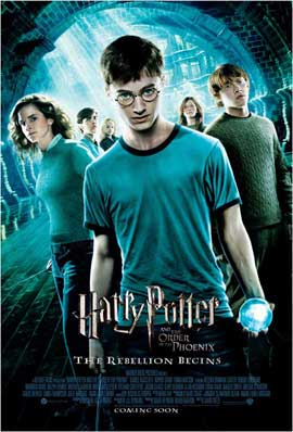 Harry Potter and the Order of the Phoenix - 11 x 17 Movie Poster - UK Style B