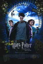 Harry Potter and the Prisoner of Azkaban - 27 x 40 Movie Poster - Style C