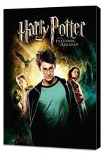 Harry Potter and the Prisoner of Azkaban - 11 x 17 Movie Poster - UK Style A - Museum Wrapped Canvas