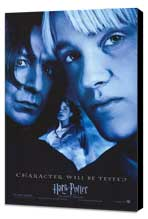 Harry Potter and the Prisoner of Azkaban - 27 x 40 Movie Poster - Style F - Museum Wrapped Canvas