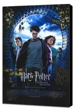 Harry Potter and the Prisoner of Azkaban - 27 x 40 Movie Poster - Style C - Museum Wrapped Canvas