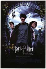 Harry Potter and the Prisoner of Azkaban - Movie Poster - Reproduction - 27 x 40 - Style A