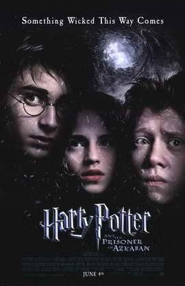 Harry Potter and the Prisoner of Azkaban - 11 x 17 Movie Poster - Style B