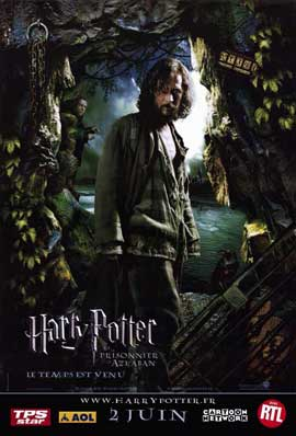 Harry Potter and the Prisoner of Azkaban - 11 x 17 Poster - Foreign - Style A