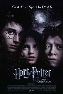 Harry Potter and the Prisoner of Azkaban - 11 x 17 Movie Poster - Style C