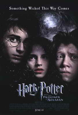 Harry Potter and the Prisoner of Azkaban - 27 x 40 Movie Poster - Style B