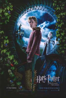 Harry Potter and the Prisoner of Azkaban - 11 x 17 Movie Poster - Style E