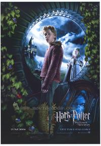 Harry Potter and the Prisoner of Azkaban - 43 x 62 Movie Poster - Bus Shelter Style A