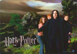 Harry Potter and the Prisoner of Azkaban - 11 x 14 Poster German Style B