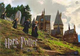 Harry Potter and the Prisoner of Azkaban - 11 x 14 Poster German Style F