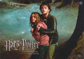 Harry Potter and the Prisoner of Azkaban - 11 x 14 Poster German Style G